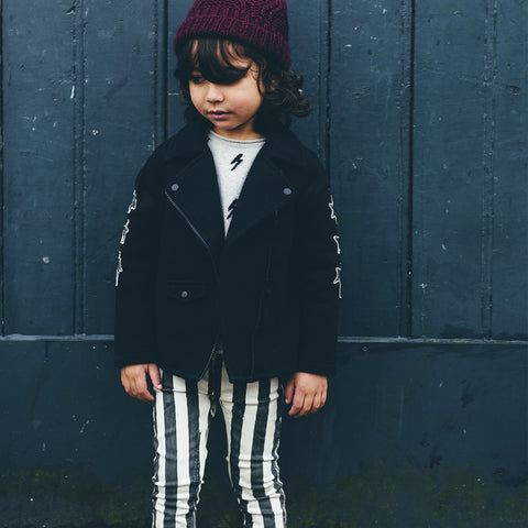 Sproet & Sprout Baby Jeans Rock Stripes Kind Yay Kids