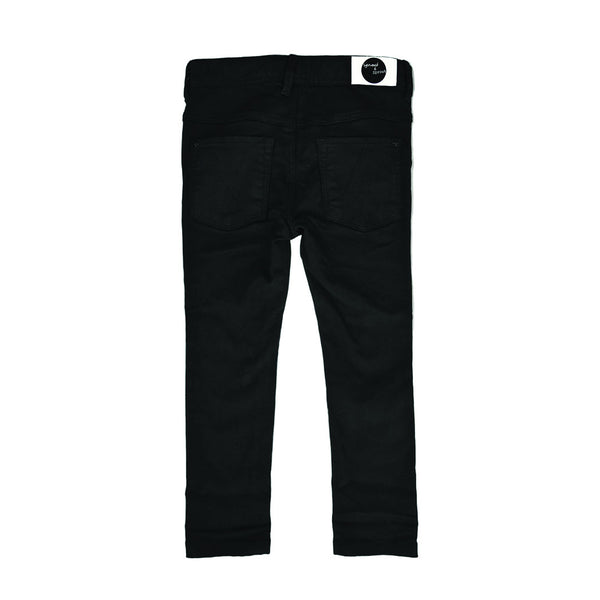 Sproet & Sprout Baby Jeans Schwarz hinten Yay Kids