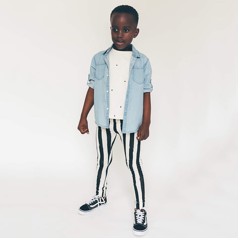 Sproet & Sprout Kinder Leggings gestreift bei Yay Kids