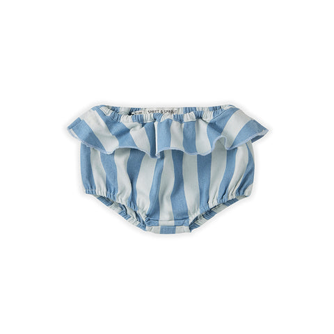 Sproet & Sprout Baby Bloomers Jeans gestreift bei Yay Kids