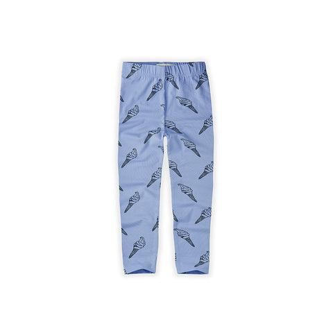 Sproet & Sprout Kinder Leggings Ice Cream Hellblau bei Yay Kids