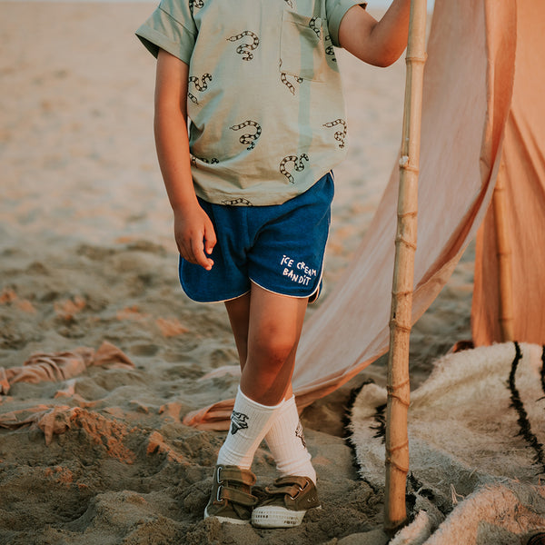 Sproet & Sprout Kinder Shorts Ice Cream Bandit bei Yay Kids