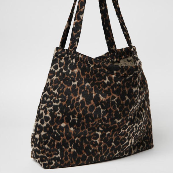 Studio Noos Tasche Brown Jaguar bei Yay Kids