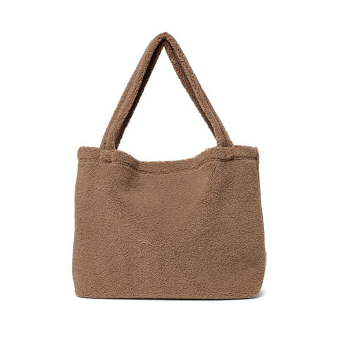 Studio Noos Mom-Bag Chunky Teddy Brown bei Yay Kids