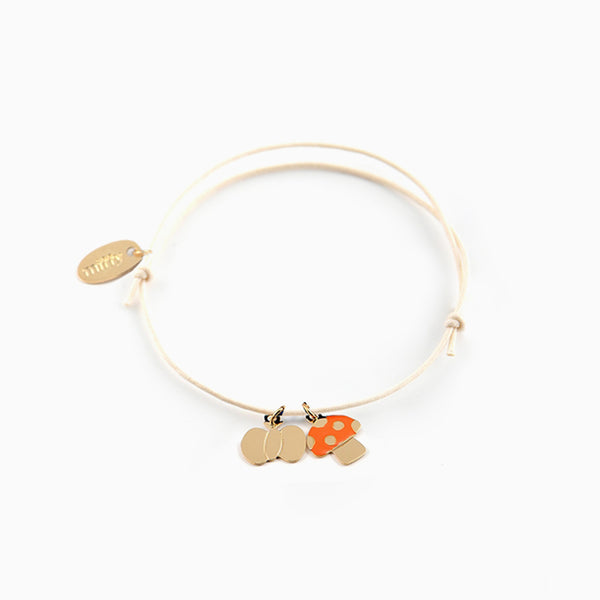 Titlee Kinder Armband Miffy Pilz bei Yay Kids