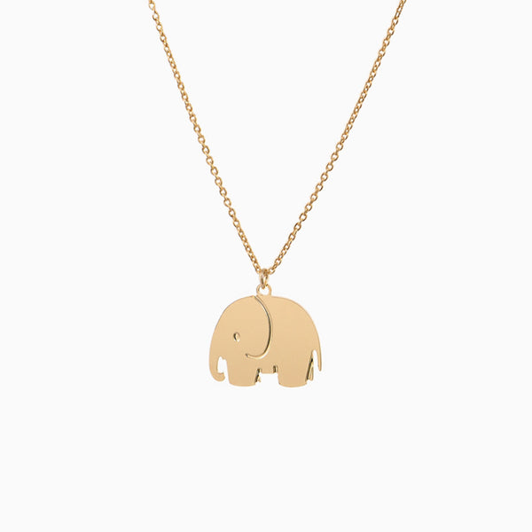 Necklace Miffy Elephant
