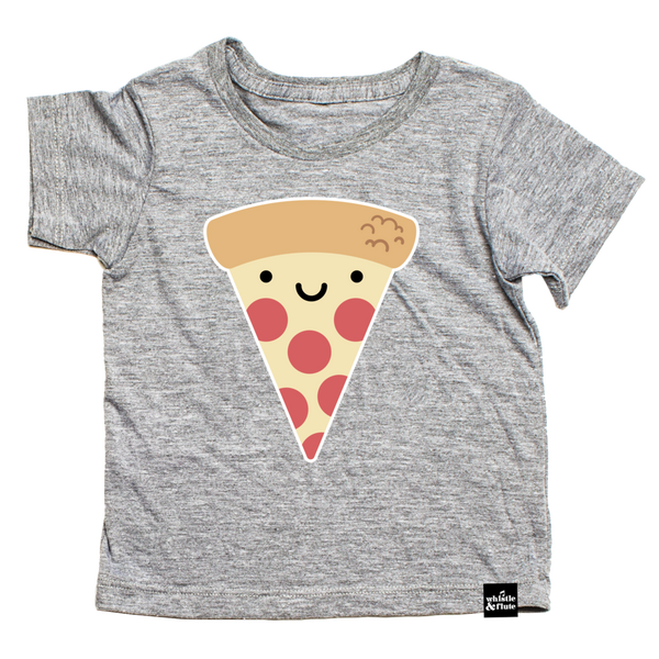 T-Shirt Kawaii Pizza