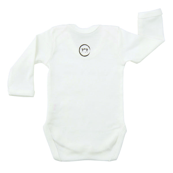 Yay Kids Babybody Yay! langarm hinten