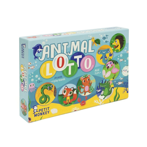 Petit Monkey Kinder Lotto bei Yay Kids