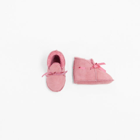 Toasties Paris Baby Winter Finken Booties Pink bei Yay Kids