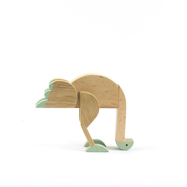 Archabits Esnaf Magnetisches Wooden Toys Emu bei Yay Kids