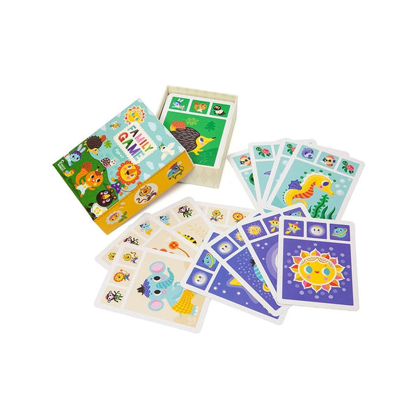 Petit Monkey Family Game bei Yay Kids