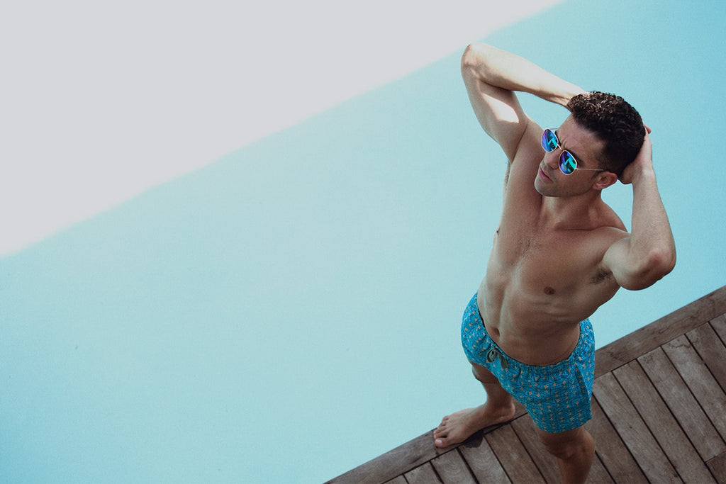 Benibeca men swimwear newsletter