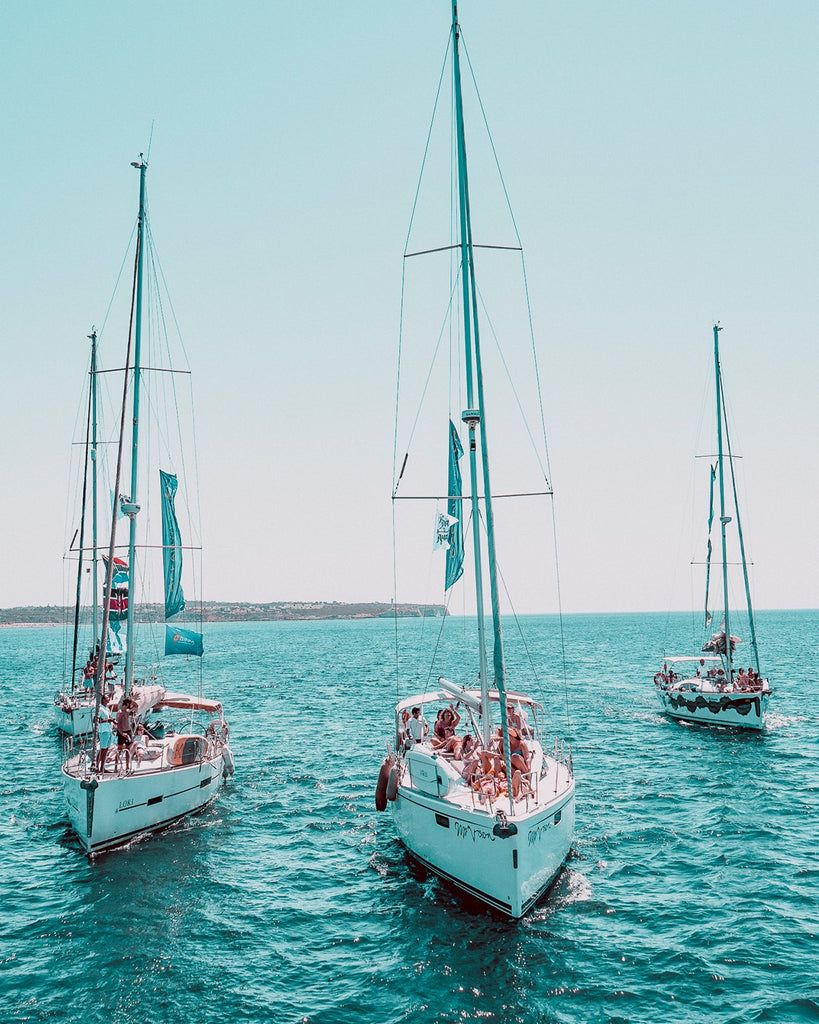 Yacht holidays in the Algarve with TheOceanWeek