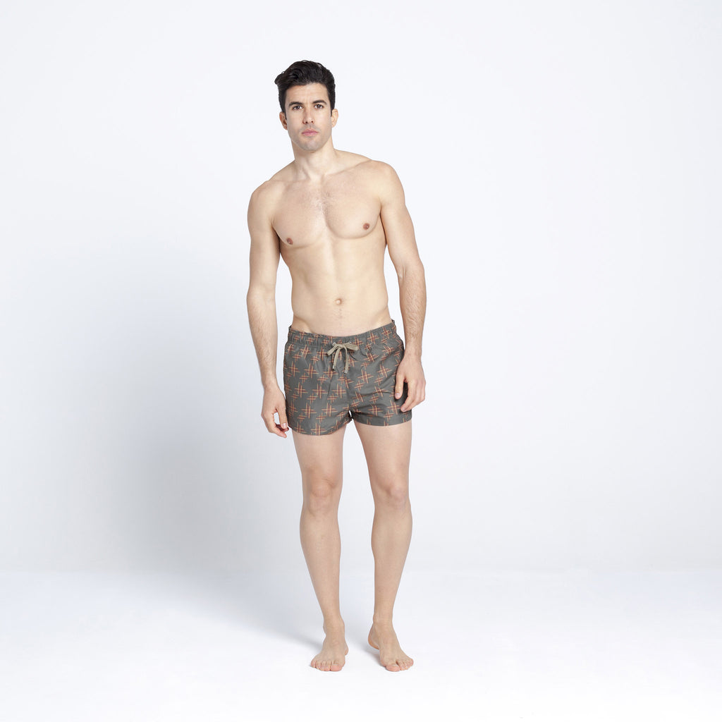 WARRIOR Benibeca swim shorts - BENIBECA