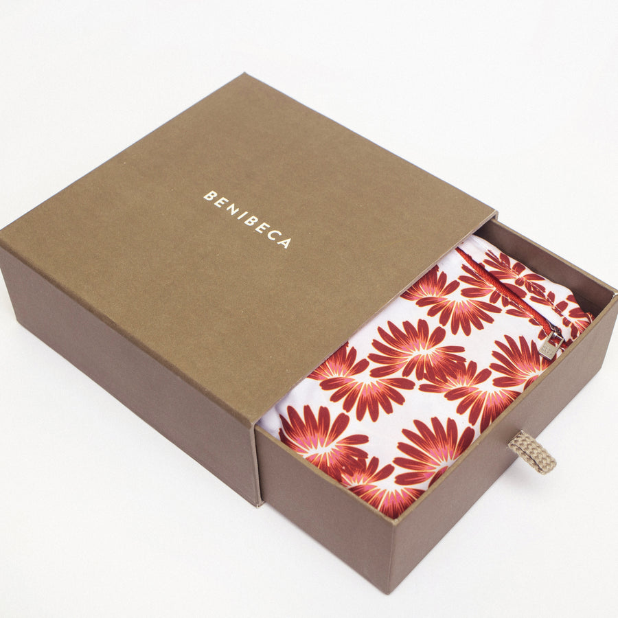 BENIBECA men swimwear - ANANAS model packaging
