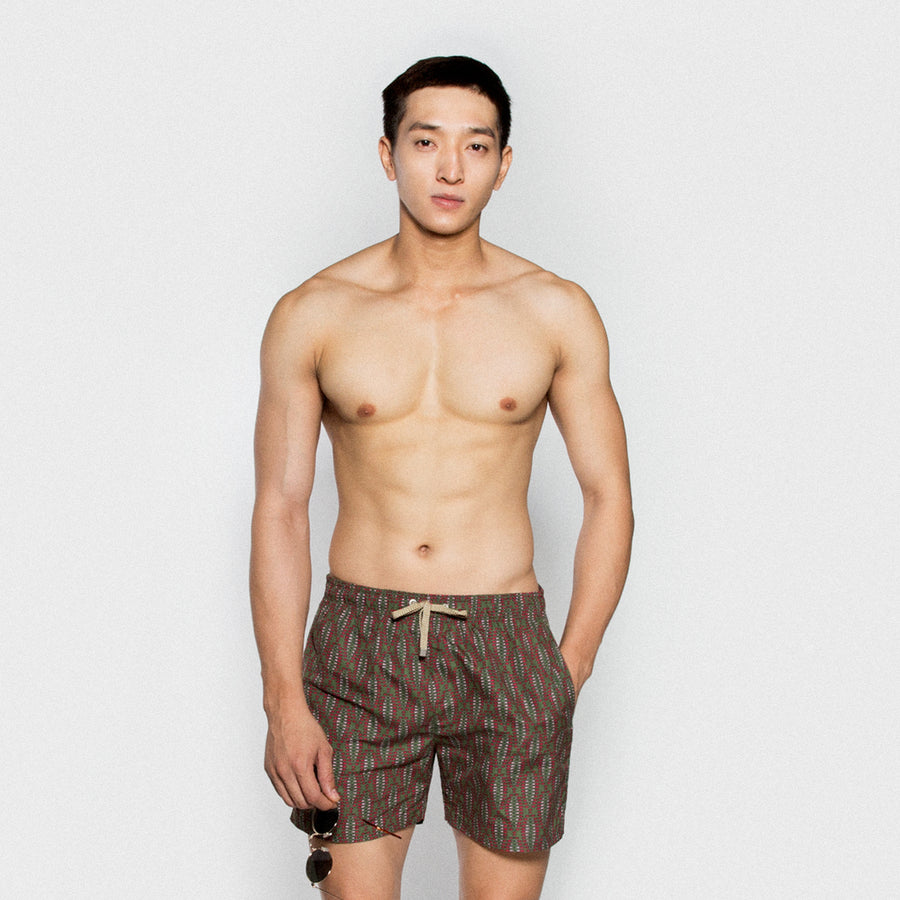 BENIBECA men swimwear - CHUICHUI model 1
