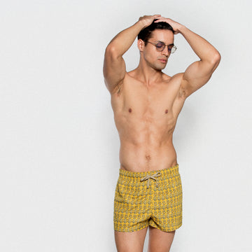 BENIBECA men swimwear - ORUN model 1