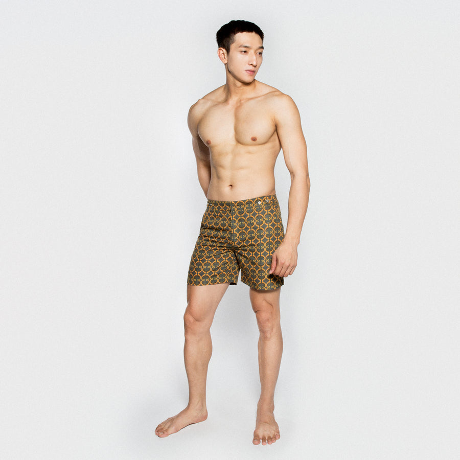 BENIBECA men swimwear - CHENCHE model 3