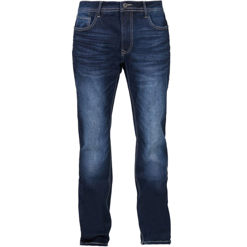 North 56°4 / Replika Jeans (Big & Tall) North 56°4 5 pocket pants Wendell Jeans 0597 Blue Used Wash