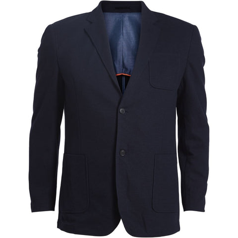 North 56°4 / Replika Jeans (Big & Tall) North 56°4 Blazer Jacket 0580 Navy Blue