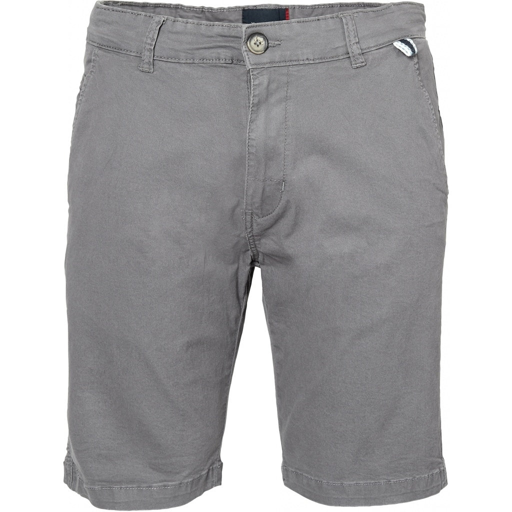 North 56°4 / Replika Jeans (Big & Tall) North 56°4 Chino shorts Shorts 0040 Mid Grey
