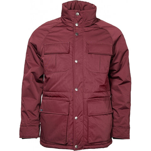North 56°4 / Replika Jeans (Regular) North 56°4 Jacket Jacket 0370 Aubergine