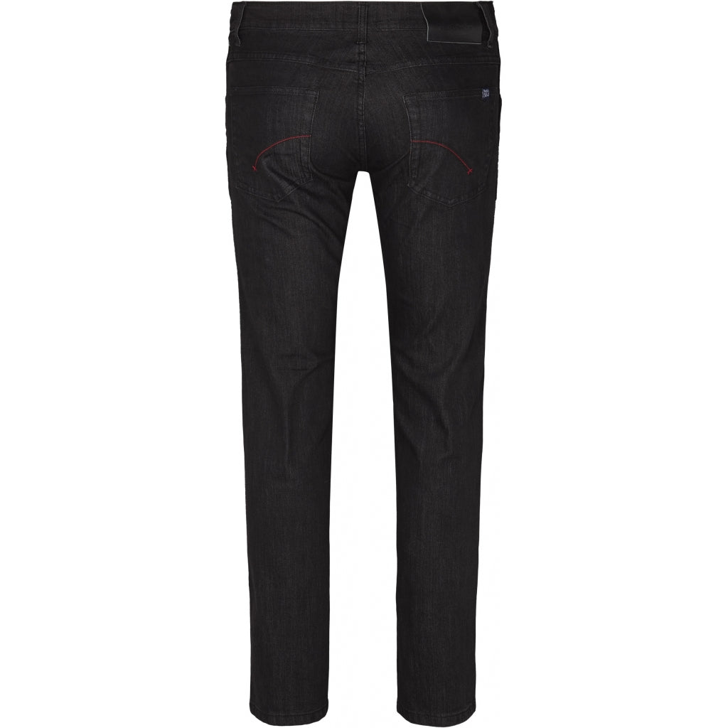 North 56°4 / Replika Jeans (Big & Tall) North 56°4 Jeans Mick Jeans 0098 Black Stone Wash