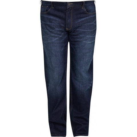 North 56°4 / Replika Jeans (Big & Tall) North 56°4 Jeans Ringo Jeans 0597 Blue Used Wash