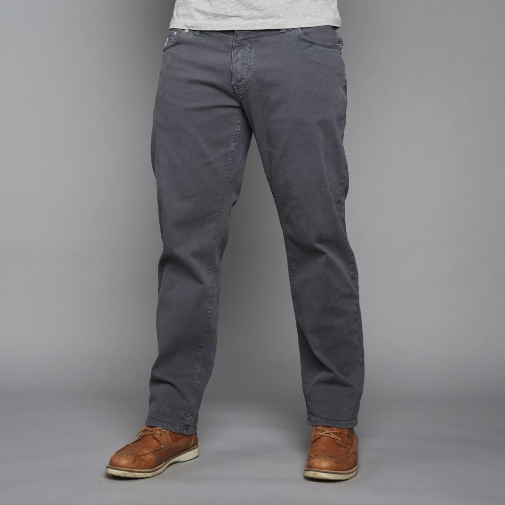 ALLSIZE North 56°4 Pants Mick Pants 0040 Mid Grey