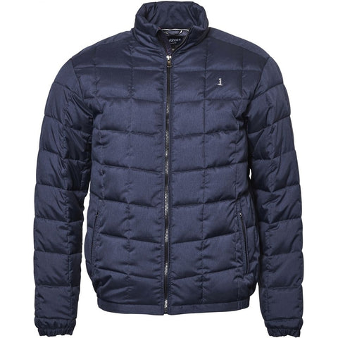 North 56°4 / Replika Jeans (Big & Tall) North 56°4 Quilted jacket Jacket 0580 Navy Blue