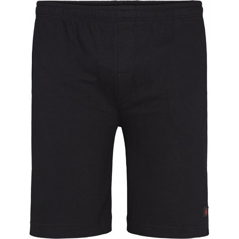 North 56°4 / Replika Jeans (Big & Tall) North 56°4 SPORT Ottoman sweat shorts Shorts 0099 Black