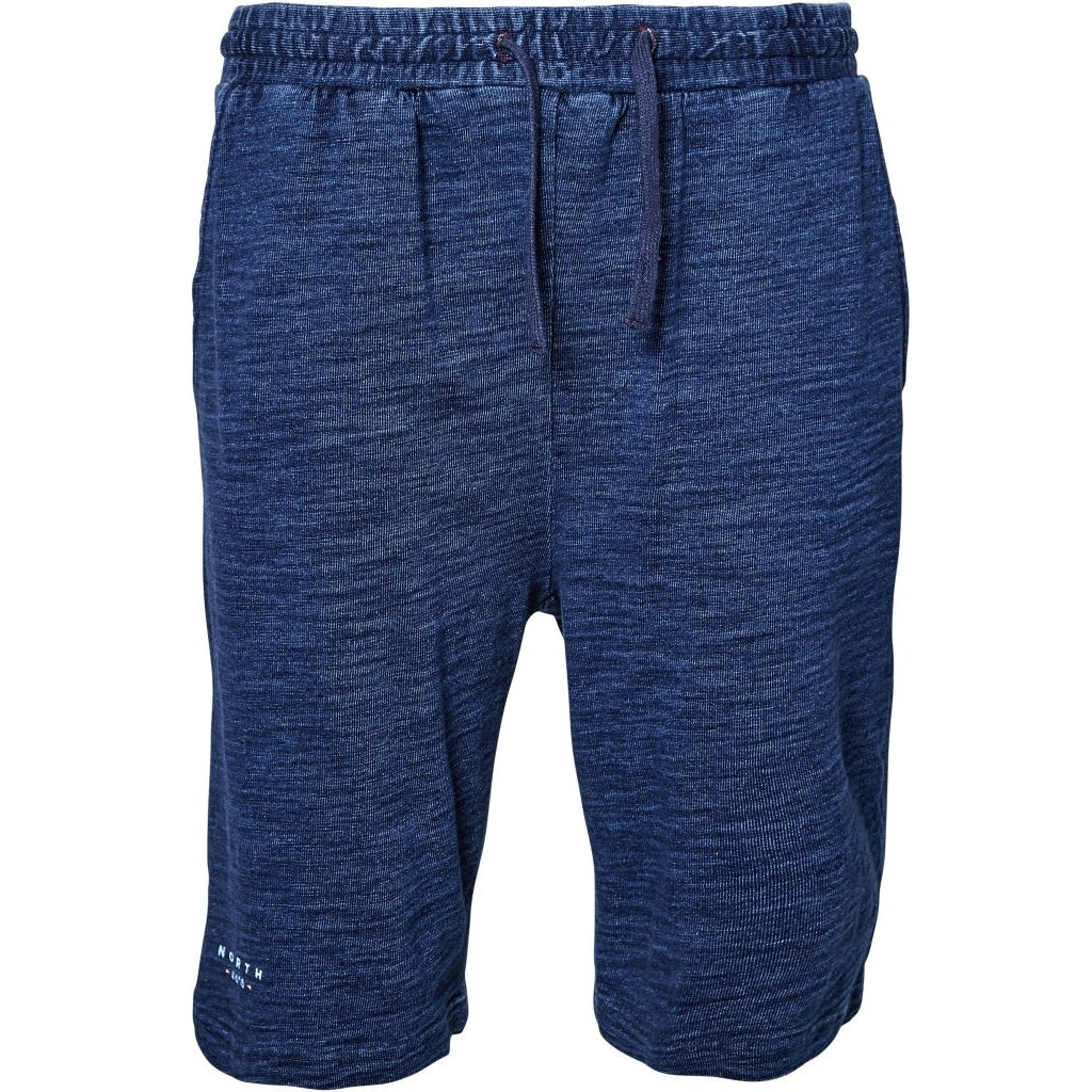 North 56°4 / Replika Jeans (Big & Tall) North 56°4 Sweat shorts Shorts 0597 Blue Used Wash