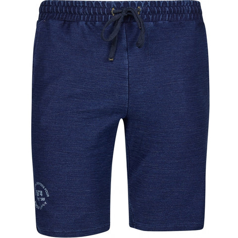 North 56°4 / Replika Jeans (Big & Tall) North 56°4 Sweat shorts indigo Shorts 0585 Indigo Blue
