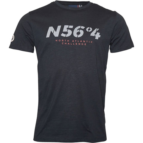 North 56°4 / Replika Jeans (Regular) North 56°4 T-shirt T-shirt 0099 Black
