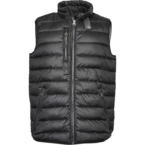 North 56°4 / Replika Jeans (Regular) North 56°4 Vest Vest 0099 Black