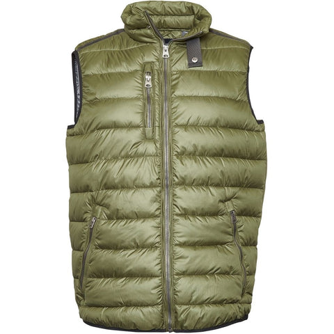 North 56°4 / Replika Jeans (Regular) North 56°4 Vest Vest 0680 Dark Green