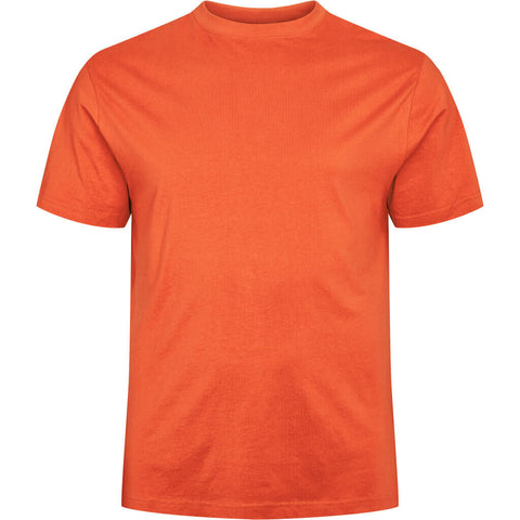 North 56°4 / Replika Jeans (Big & Tall) North 56°4 us t-shirt o-neck T-shirt 0200 Orange