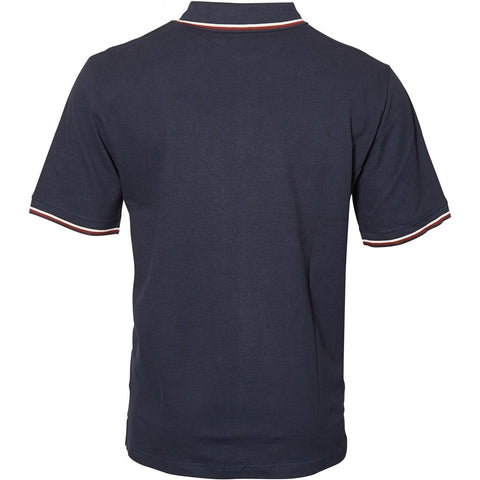 North 56°4 / Replika Jeans (Big & Tall) North 56°4 Polo S/S Polo SS 0580 Navy Blue