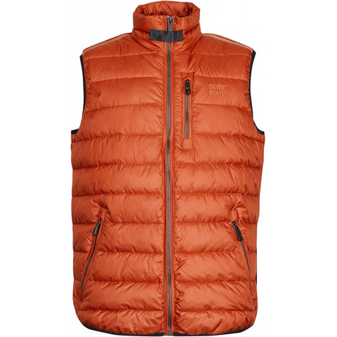 North 56°4 / Replika Jeans (Regular) North 56°4 Vest Vest 0201 Terracotta/burned orange