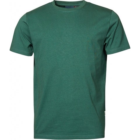 North 56°4 / Replika Jeans (Regular) North 56°4 T-shirt w/elasthane T-shirt 0680 Dark Green