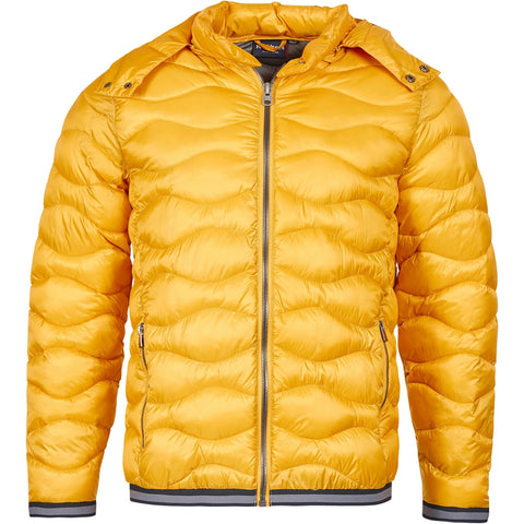 North 56°4 / Replika Jeans (Big & Tall) North 56°4 Puffer jacket w/hood Jacket 0405 Golden Haze