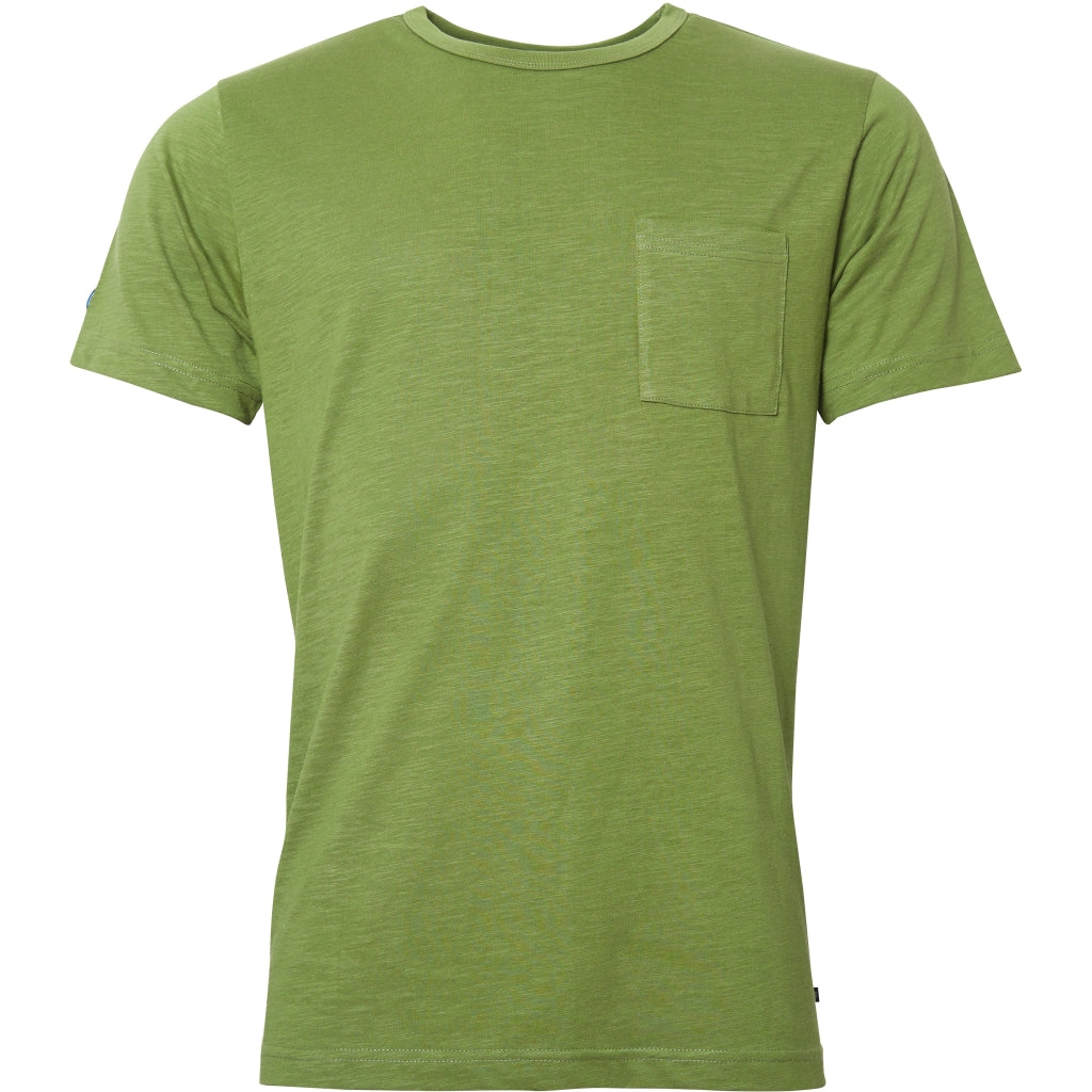 North 56°4 / Replika Jeans (Big & Tall) North 56°4 Crew-neck T-shirt w/pocket T-shirt 0660 Olive Green