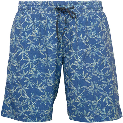 North 56°4 / Replika Jeans (Big & Tall) North 56°4 Flower print shorts w/ stretch Swimshorts 0930 Printed
