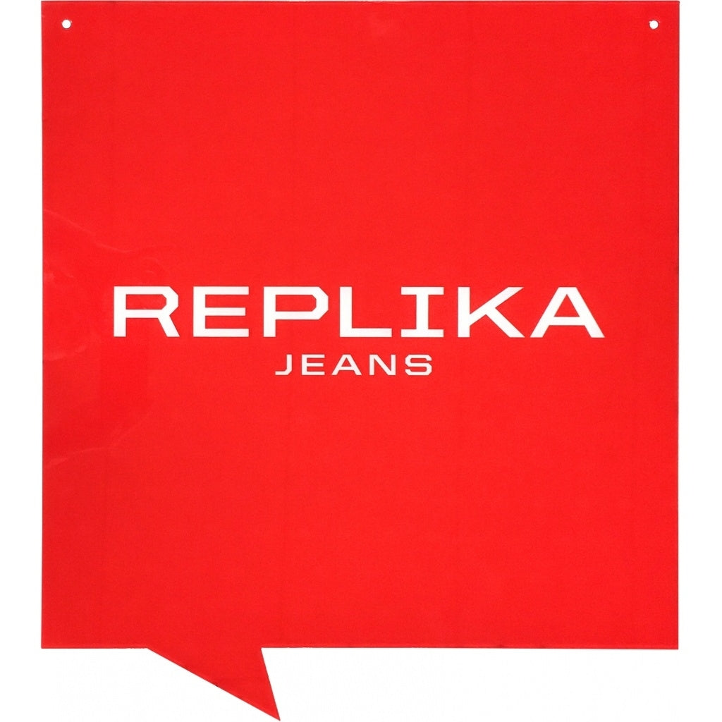 North 56°4 / Replika Jeans (Big & Tall) REPLIKA JEANS Acrylic sign Sales accessories 0300 Red