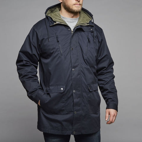 ALLSIZE REPLIKA JEANS CPH 3in1 Jacket Jacket 0580 Navy Blue