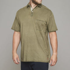 ALLSIZE REPLIKA JEANS CPH Polo Polo SS 0660 Olive Green