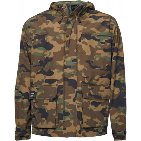 North 56°4 / Replika Jeans (Big & Tall) REPLIKA JEANS Camouflage jacket Jacket 0930 Printed