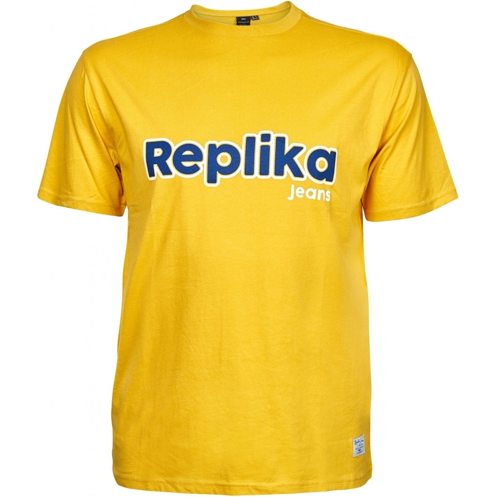 North 56°4 / Replika Jeans (Big & Tall) REPLIKA JEANS Printed t-shirt T-shirt 0406 Sunflower