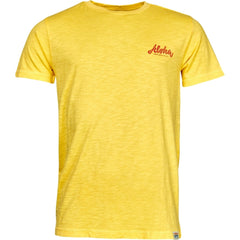 North 56°4 / Replika Jeans (Big & Tall) REPLIKA JEANS Printed t-shirt T-shirt 0400 Yellow